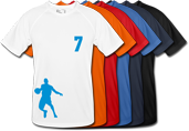 Basketball shirt for men