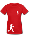 Basketball shirt for women