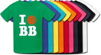 Basketball shirts for kids & babies